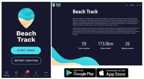 Beach Track