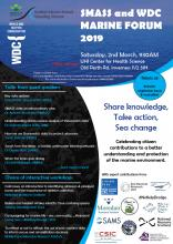 Marine Forum poster